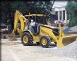 CAT 420/430D with Extendahoe - American Bobcat & Backhoe Inc.